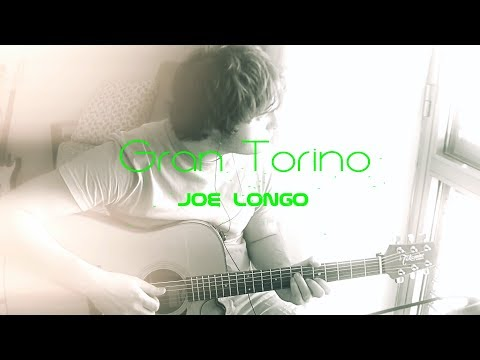 Gran Torino - Jamie Cullum (Joe Longo Acoustic Cover)