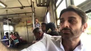 Train Journey Srilanka trip
