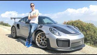 PORSCHE 911 GT2 RS : LA PLUS EXTRÊME DE TOUS LES TEMPS!