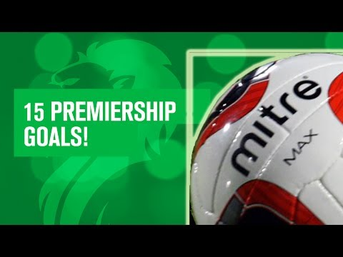 Watch 15 goals from the Scottish Premiership!