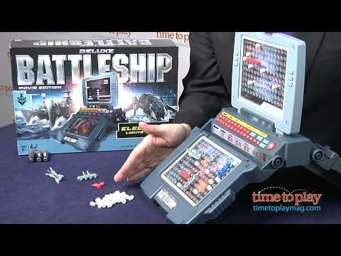 deluxe battleship movie edition from hasbro youtube