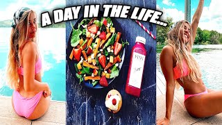A Day In The Life: College Student (Summer time)