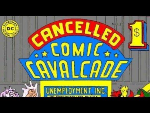 Cancelled Comic Cavalcade