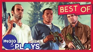 Top 10 HARDEST Grand Theft Auto Missions!