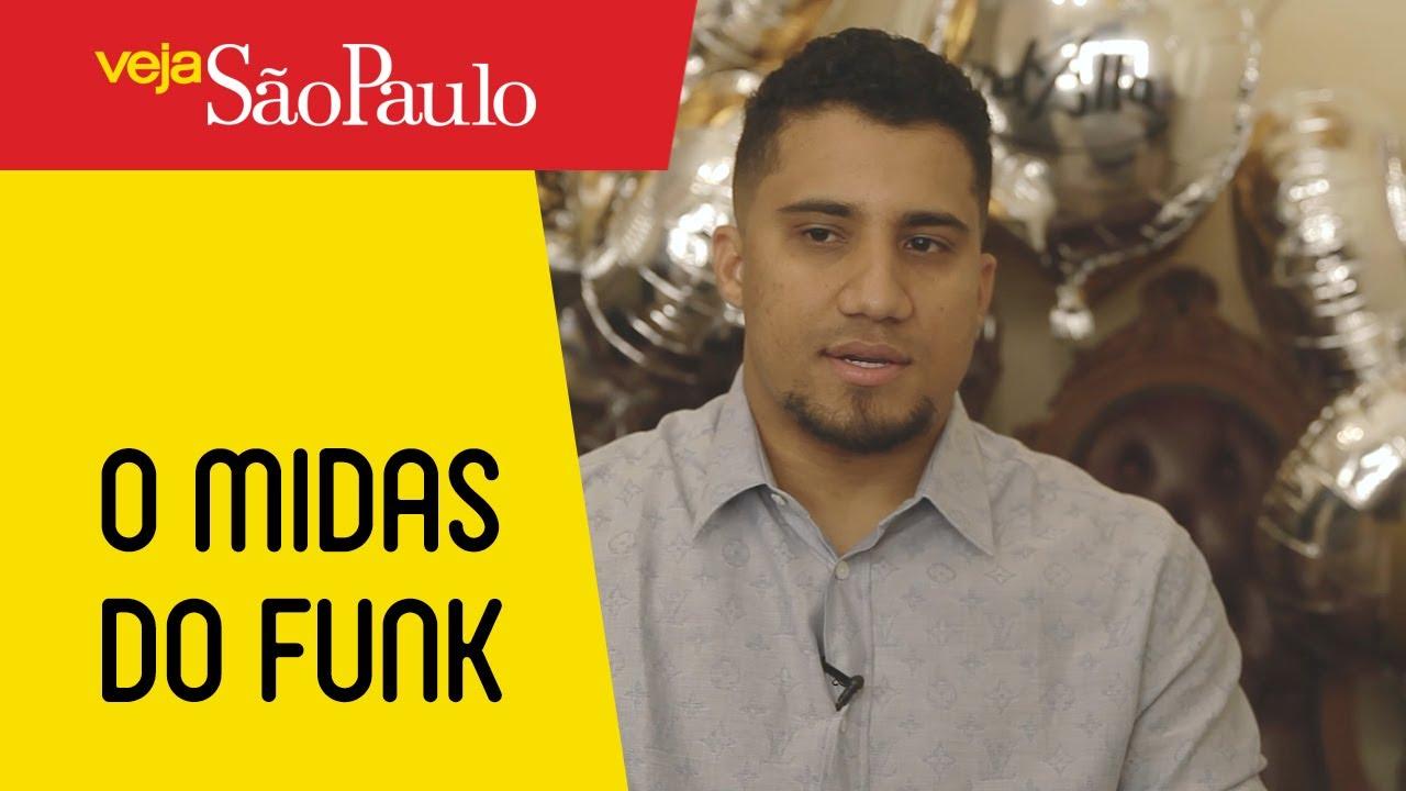 7cd6ded18 KondZilla fatura mais de 1 milhão de reais por mês | VEJA SÃO PAULO