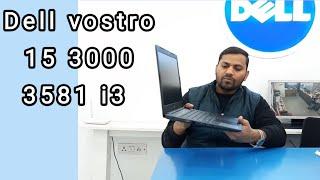 Dell vostro 15 3000 3581 i3 7th generation 4gb ram 1tb hdd window10 ms office lifetime license