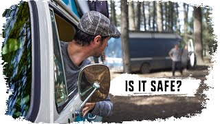 Going OFF GRID in MOROCCO - VAN LIFE AFRICA // S04E02