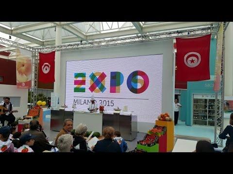 Expo Milan 2015 - Tunis (Part 1)   Carthage Event Tv