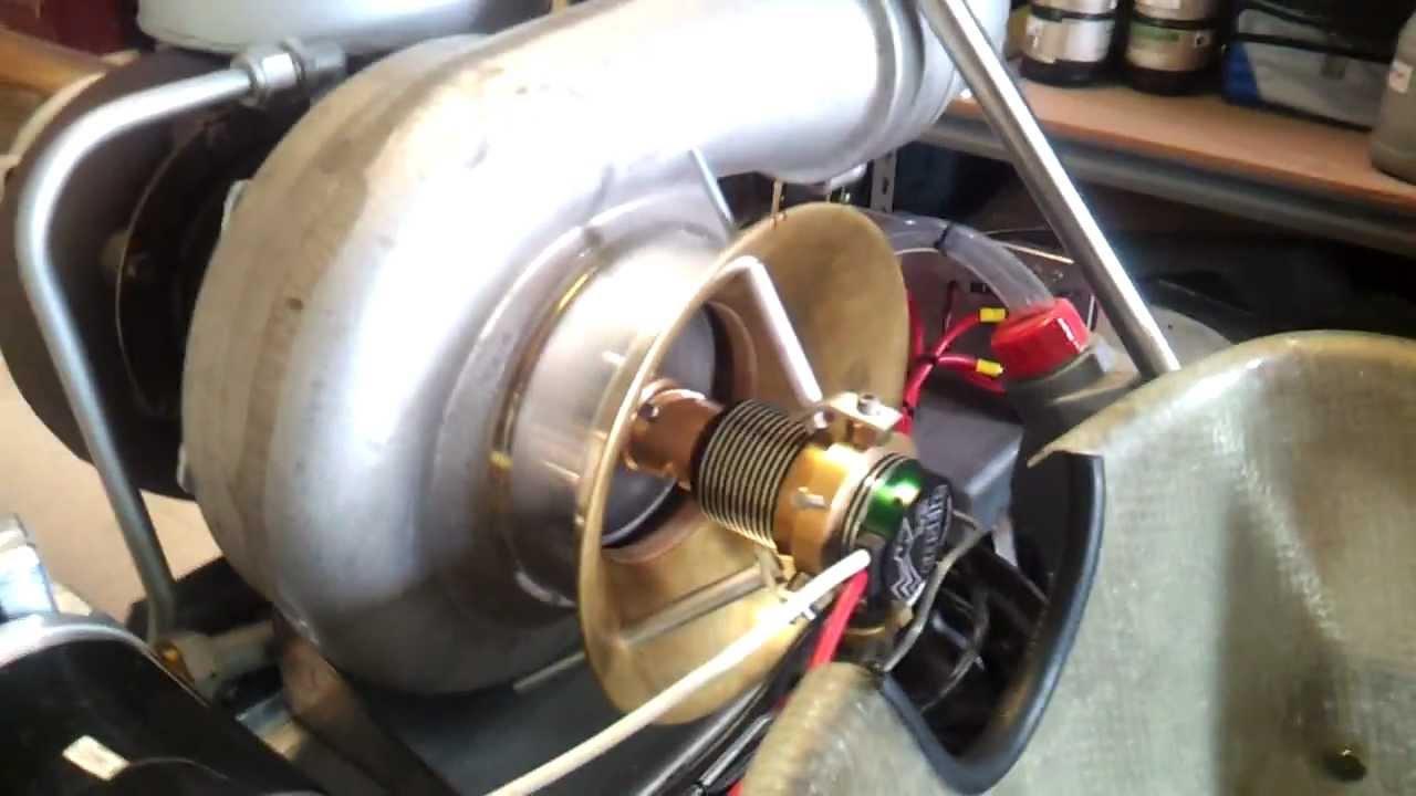 Gokart starter youtube for 12 volt motor go kart