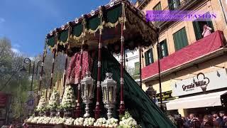 Virgen del Sol por la Alfalfa y Jesús de las Tres Caídas (Semana Santa Sevilla 2018)