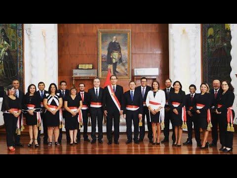Consejo de Ministros: conoce a los integrantes del gabinete Del Solar | Latina Noticias
