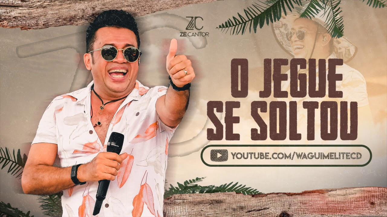Download O JEGUE SE SOLTOU - Zé Cantor (Música Nova) (Novembro 2020)