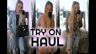 FALL TRY ON || BOOHOO FALL HAUL
