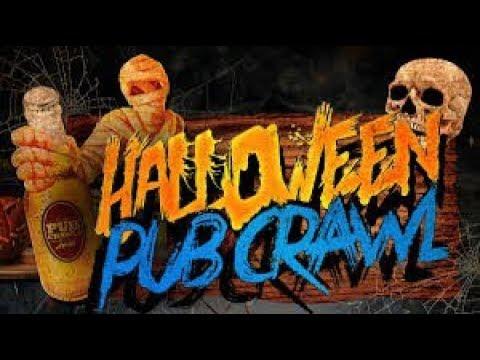 Halloween Pub Crawl Charlotte