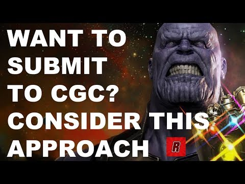 Tips for Submitting Comics to CGC, CBCS or PGX (Beginner comic collector)