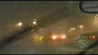 Tornado Flips Truck (March 1998)