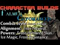 Skyrim Builds - Falmer Cryomancer (Beats Frost Resist/Immune People)