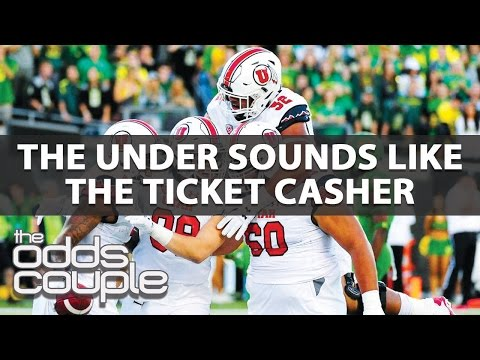 Utah Utes vs. UCLA Bruins Pick College Football Week 8