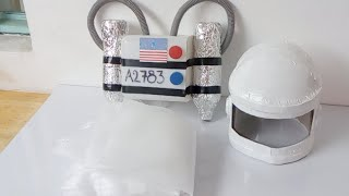 Disfraz de astronauta(actualizado)