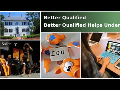 Learn More/Better Qualified LLC/Salisbury Maryland/Closing Credit Card/Student Loan Application