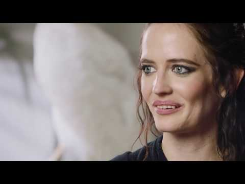 Jaguar x Eva Green  A Breed Apart