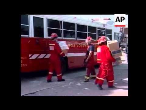 More than 500 dead in Peru earthquake