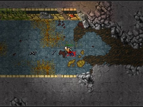 [Tibia 300+ Rp] 327 Rp Hunting Demons&Grim Reapers (Dark Trails Quest)  900k/h exp with Profit