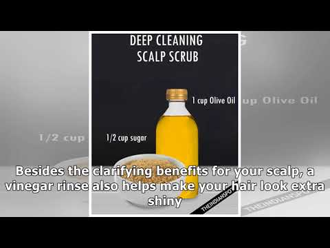 How to Deep Clean Your Scalp.