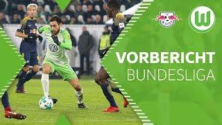 RB Leipzig - VfL Wolfsburg | Vorbericht | Bundesliga