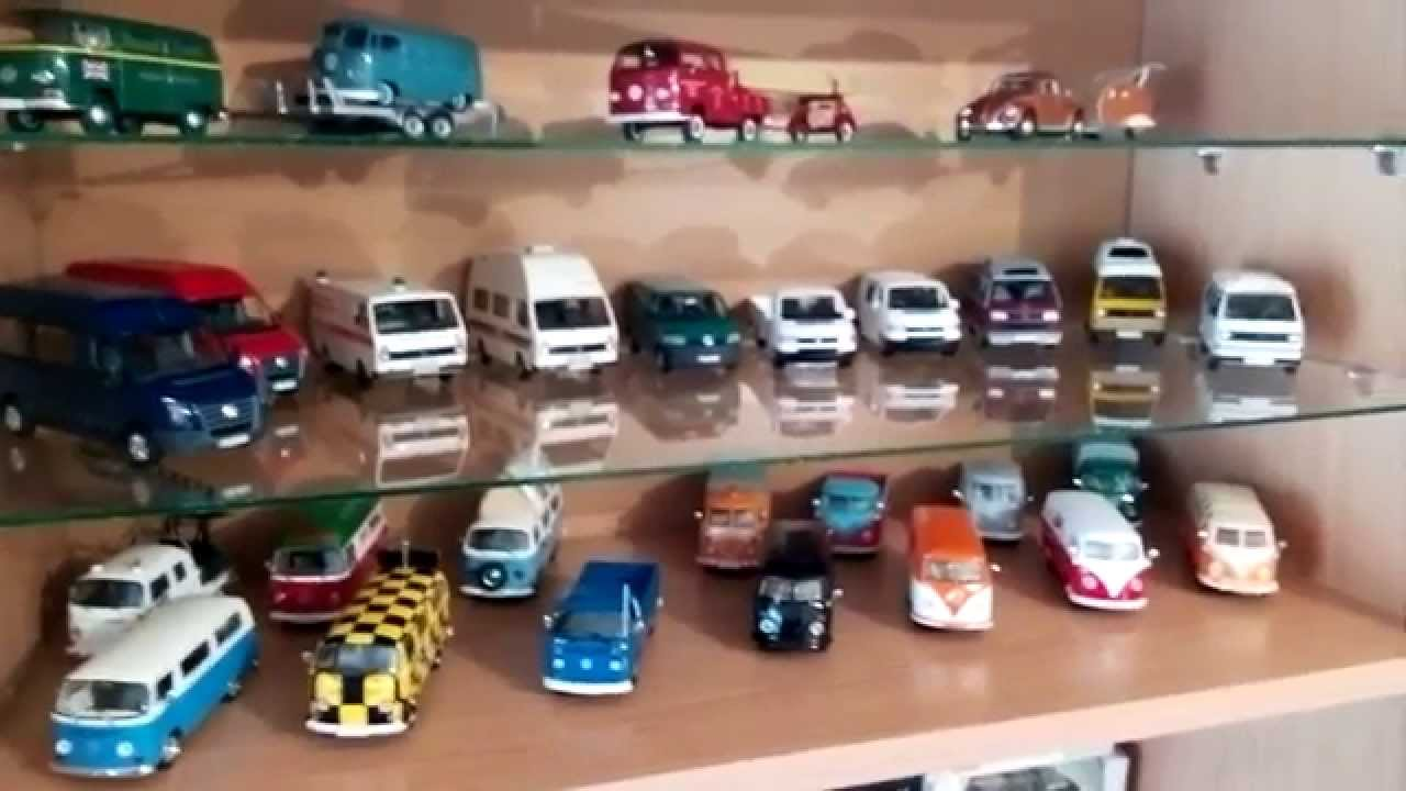 Vw Transporter Collection 1 43 Youtube
