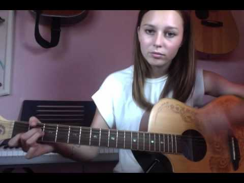 How to Play Skinny Love by Birdy - Easy Acoustic Guitar Lesson