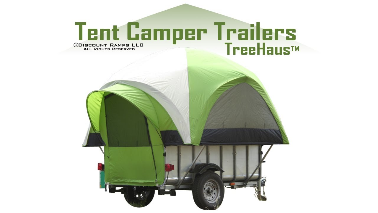 sc 1 st  YouTube & Tent Camper Trailers - YouTube