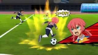 Inazuma Eleven GO Strikers 2013 Ep 58: Vs Inazuma Japan (3 STARS)