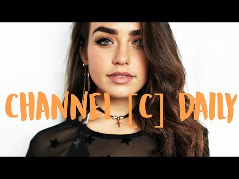 CHANNEL [C] DAILY Ep.1 // Embarassing Myself & Lunch Date