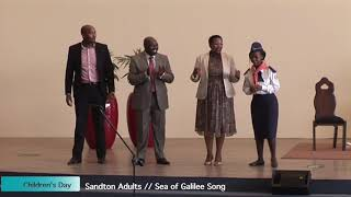 Gambar cover Sandton Adults // Sea of Galilee Song [Children's Day]