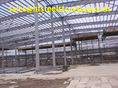 Pre fabricated structural steel buildings
