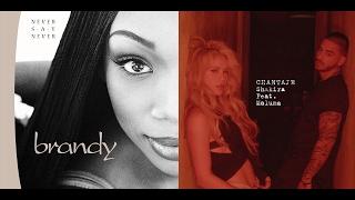 Chantaje The Boy (Mashup) - Brandy/Monica/Shakira/Maluma