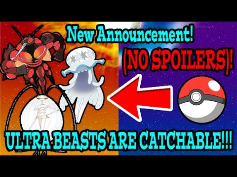 Download Pokemon Sun and Moon NEW INFO (No Spoilers Or Leaks)! ULTRA BEASTS ARE CATCHABLE!!!