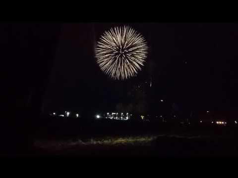 Superior Wisconsin fireworks
