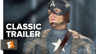 Captain America The First Avenger 2011 Official Trailer Chris Evans Superhero Movie Hd Youtube