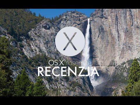Recenzja Mac OS X - Yosemite - Przegląd Funkcji - Apple