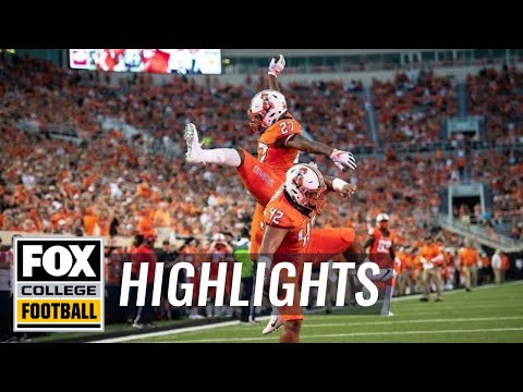 Oklahoma State vs Missouri State | FOX COLLEGE FOOTBALL HIGHLIGHTS
