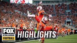 Oklahoma State vs Missouri State | FOX COLLEGE FOOTBALL