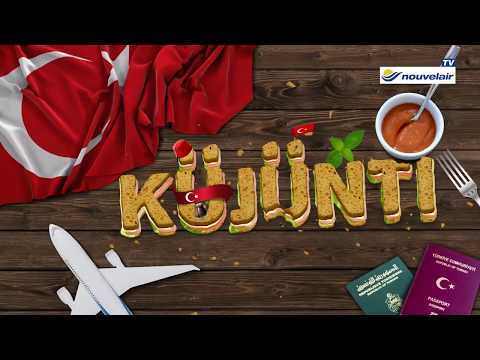 Websérie Nouvelair TV  : KUJUNTI