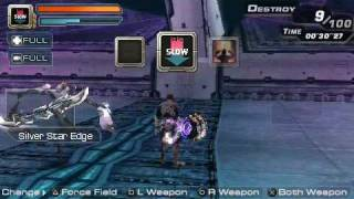 bounty hounds psp demo game play