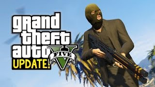Epic GTA 5 PS4 and XBOX One Screens! NEW Experimental Weapons, Sea Plane, Mysteries and More!