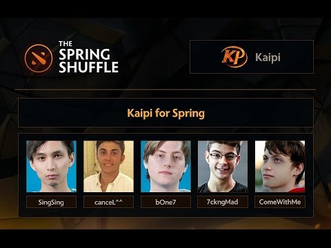 SingSing is Back, HYHY is Back, Digital Chaos is Back, More Team Changes for Manila Major