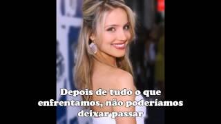 Fallen too far  Música que Rush canta para Blaire Legendada em Portugues