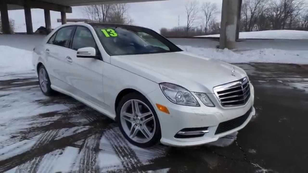 2013 mercedes benz e350 4matic sold youtube for Mercedes benz e3 50