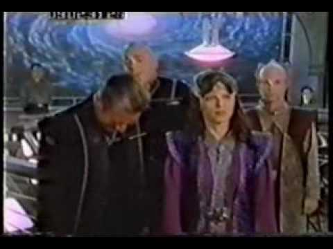 Babylon 5 Bloopers Season 4 Part 1 Gag Reel
